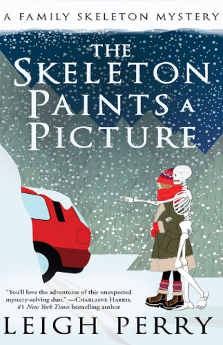 The Skeleton Paints a Picture