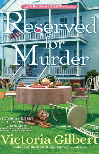 Reserved for Murder – A Booklover's B&B Mystery